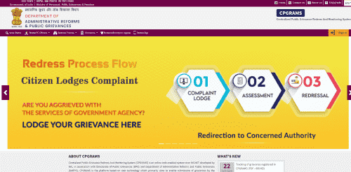 grievance submit