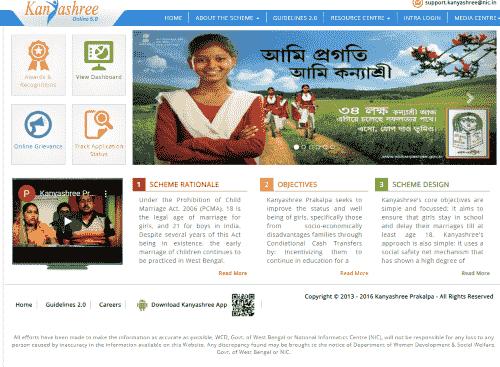 West Bengal Kanyashree Project