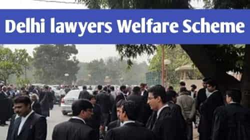 Delhi lawyers welfare scheme 2021