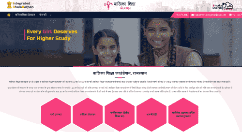 आपकी बेटी योजना ऑनलाइन आवेदन प्रक्रिया