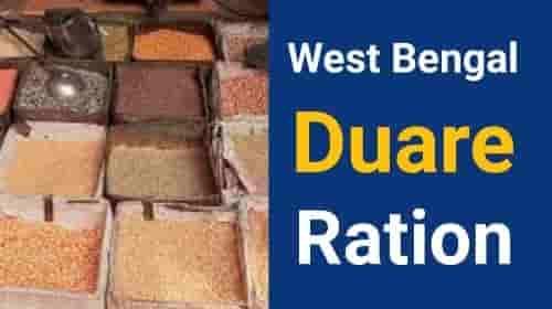 West Bengal Duare Ration