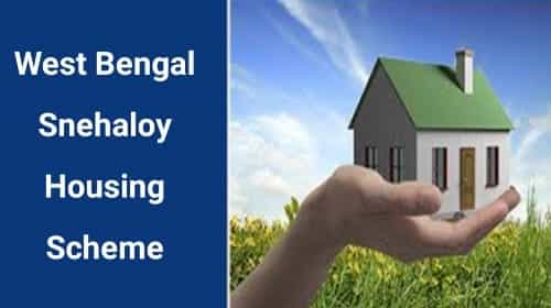 West Bengal Snehaloy Housing Scheme